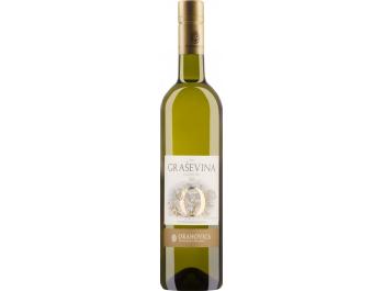 Vino bijelo Graševina Orahovica-Slatina 0,75 L