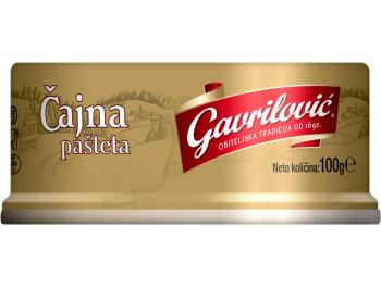 Gavrilović čajna pašteta  100 g
