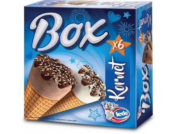 Ledo Box Sladoled vanilija i čokolada 6/1 660 ml