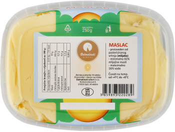 Dalmatinski sirevi maslac 250 g