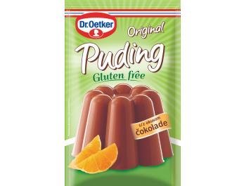 Dr.Oetker mješavina za puding s okusom čokolade bez glutena 49 g