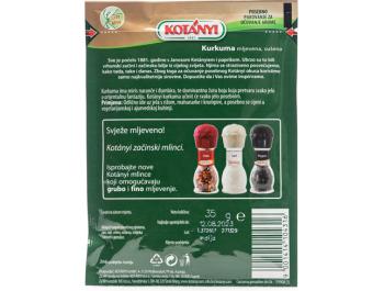 Kotanyi mljevena kurkuma 35 g