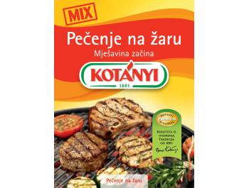 Kotanyi mješavina začina za pečenje na žaru 40 g