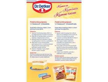 Dr. Oetker Krema za kremšnite 230 g