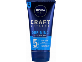Nivea men craft stylers defining gel za kosu 150 ml