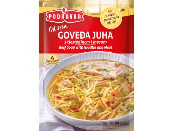 Podravka juha goveđa 60 g