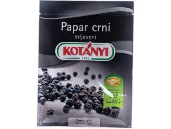 Kotanyi papar crni mljeveni 17 g