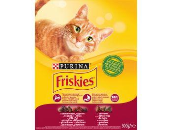 Friskies Hrana za mačke jetra i povrće 300 g