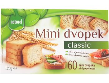 Naturel Dvopek mini classic 120 g