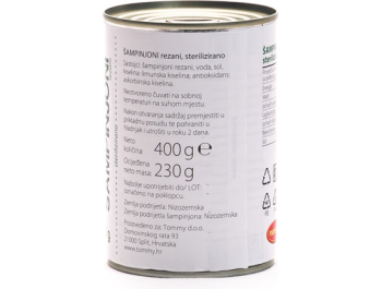 Marinero Šampinjoni 400 g