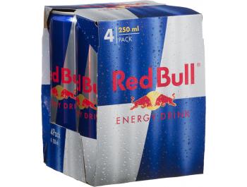 Red bull Energetsko piće 4x0,25 L