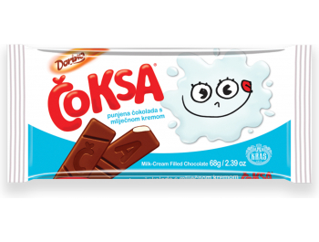 Kraš Dorina Čoksa mliječna čokolada 68 g