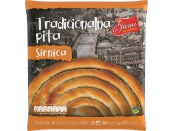 Jami tradicionalna pita sirnica 850 g