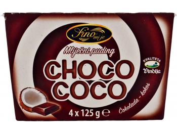 Vindija 'z bregov choco coco puding 500 g