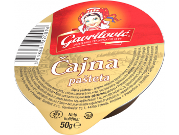 Gavrilović pašteta  čajna 50 g