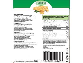 Natura đumbir listići 125 g