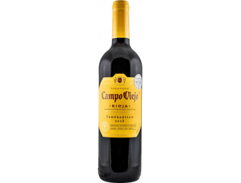Campo Viejo Tempranillo vino 0,75 L