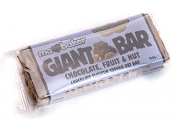 Ma Baker zobena pločica s komdićima voća i čokolade 100 g