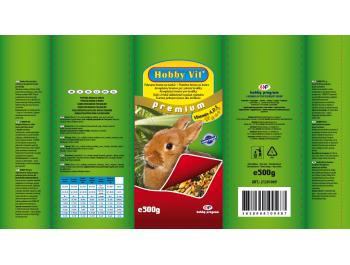 Hobby Hrana za kuniće 500 g