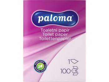 Paloma toaletni papir 100 listića
