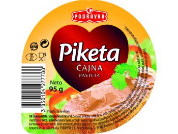 Podravka Piketa pašteta čajna 95 g
