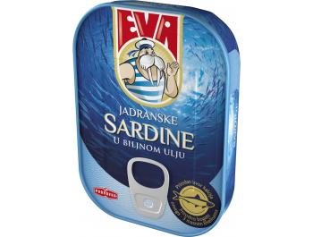 Podravka Eva sardine u biljnom ulju 115 g