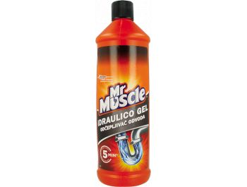 Mr. Muscle gel za odčepljivanje odvoda 1 L