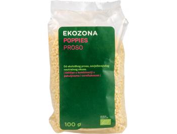 Ekozona poppies proso 100 g
