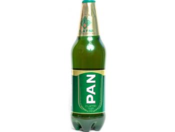 Pan Zlatni Svijetlo pivo 1 L