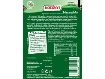 Kotanyi mješavina začina za juhu 18 g