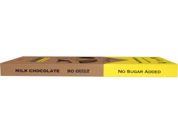 Kandit No guilt čokolada s bademima 80 g