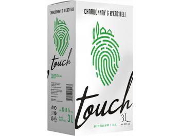 Touch Chardonnay & R´Kaciteli bijelo vino 3 L