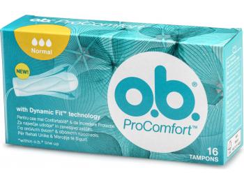 O.b. Comfort Tampon normal 16 kom