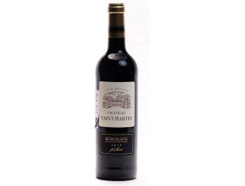 Chateau Saint Martin Vino crno 0,75 L