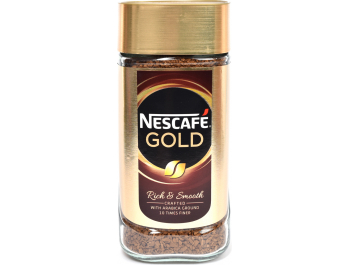 Nescafe Gold instant kava staklenka 200 g