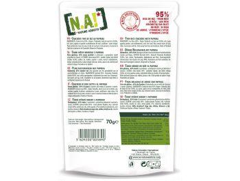 Nature Addicts rižini krekri s okusom paprike 70 g
