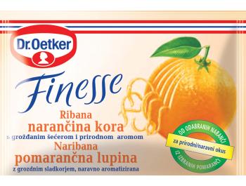 Dr. Oetker začin korica naranče 2x6 g