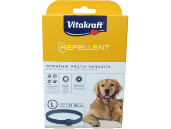 Vitakraft ogrlica protiv parazita za pse 75 cm