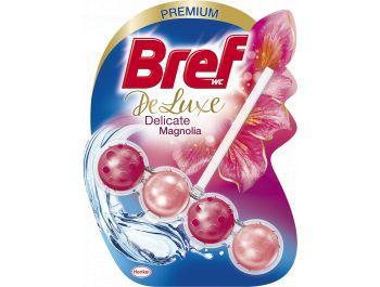 Bref Deluxe Delicate magnolia mirisni osvježivač WC školjke 50 g