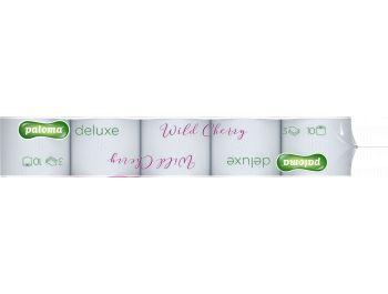 Paloma Deluxe toaletni papir s mirisom divlje trešnje troslojni 10 kom