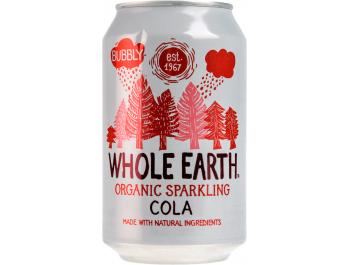 Whole Earth BIO gazirani napitak s okusomcole 330 ml