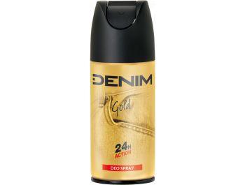Denim Gold dezodorans u spreju 150ml