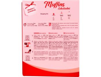 Podravka Dolcela Muffins čokolada mješavina u prahu 350 g