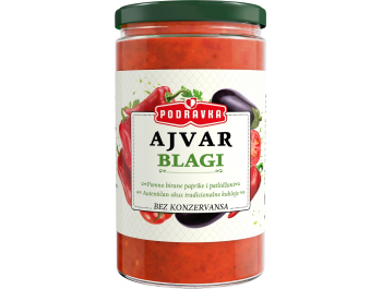 Podravka Ajvar 690 g blagi
