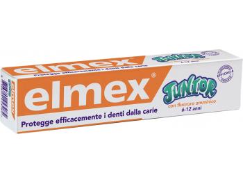 Elmex Pasta za zube s aminofluoridom junior 75 ml