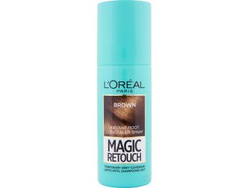 L'Oreal Paris Magic Retouch brown sprej za prikrivanje izrasta 75 ml