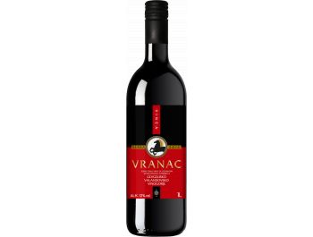 Vino crno Vranac Vinea Makedonija 1 L