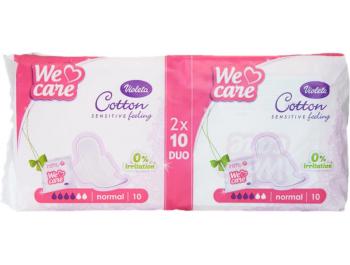 Violeta higijenski ulošci sensitive cotton feeling 1 pak 20 kom