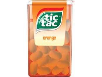 Tic Tac bomboni naranča 18 g