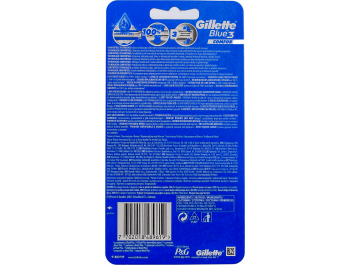 Gillette Blue jednokratni brijač 1 pak 3 kom